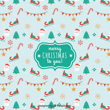 cute christmas background. Simple Christmas Merry Christmas To You Background In Cute Style Free Vector In Cute Christmas Background