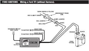 msd al wiring diagram ford tfi wiring diagram wiring diagram for msd 6al box the