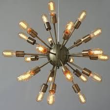 sergei antique copper chandelier 9417