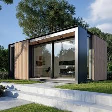 tiny modern eco pod tiny house