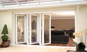 Patio Ideas  Abound Bi Fold Patio Doors Bi Fold Patio - Bifold exterior glass doors