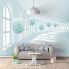 Art Mural Wallpaper Living Room Bedroom ...