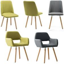 dining chairs uk. Unique Dining Image Is Loading 14pcsLinenFabricAccentArmChairModern For Dining Chairs Uk D