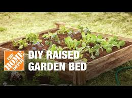 how to build a raised garden bed diy raised garden beds the home depot you
