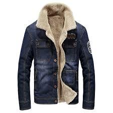 afs jeep mens fleece turn down denim winter jacket multi pocket solid color casual 8b3af4aa faa5 4731 88c1 d749f447f045 jpg