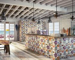 Restaurant Kitchen Tiles 186945 Surf Dune Tiles For Feature Walls Or Floors