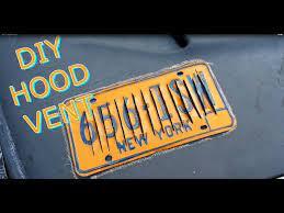 diy hood vent rice truck you