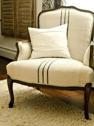 Armchair Upholstery How To Reupholster An Arm Chair Hgtv