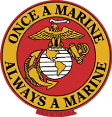 Once A Marine Always A Marine Armed Forces Insignia Once A Marine Always A Marine Marine