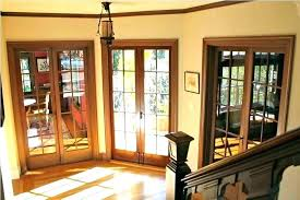 cost to install a door installing french doors how exterior much are with