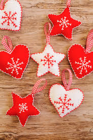 Christmas Decorations Diy Diy Nordic Inspired Christmas Decorations Wallflower Kitchen