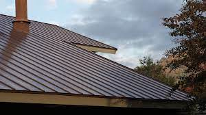 most por metal roofing colors