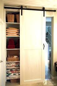 small closet doors hall door ideas bedroom