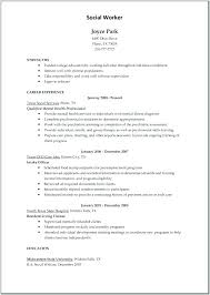 Child Welfare Worker Sample Resume Inspiration Resume Mental Health Worker Example Mmventuresco