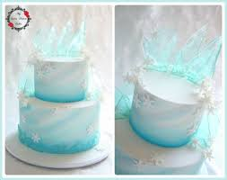 Frozen Theme Cake Cake By My Sweet Dream Cakes Cakesdecor
