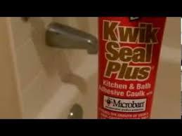 professionally caulk your tub bathtub sink floor tips and tricks for caulking