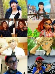 Image result for miraculous ladybug in real life