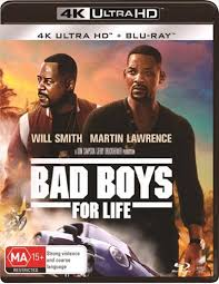 Buy Bad Boys For Life on 4K UHD | Sanity Online