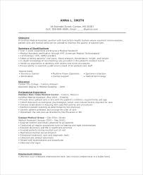 Medical Assistant Resume Objectives China Professional Paper Writing Agency Speech For Sale Medical 96