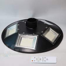Đèn năng lượng mặt trời đĩa bay UFO 200W - Led Hoàng Gia