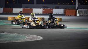 Places in Qatar where you can enjoy Go Karting