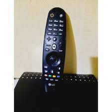 Remote Điều khiển tivi LG 2015 giọng nói MR600 dùng cho các dòng tivi LG  2015- Hàng chính hãng LG