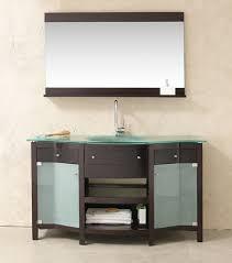bathroom vanities mirrors. LineaAqua Sophia 58 X 21 Modern Bathroom Vanity Furniture With Vanity, Mirror, Faucet, Glass Countertop And Basin Vanities Mirrors A
