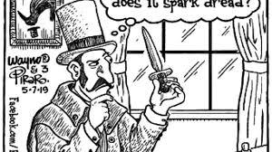 <b>Letter</b>: Bizarro <b>cartoon</b> is offensive | Uncategorized | reformer.com