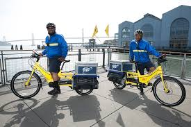 Aaa Bike Patrol Yuba Electric Cargo Bikes