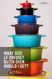 What Size Le Creuset Dutch Oven Should I Get In 2019 Best