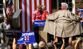Image result for hillary bill with bimbos pics