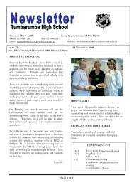 Education Newsletter Templates School Newsletter Primary Education Templates Word Sample
