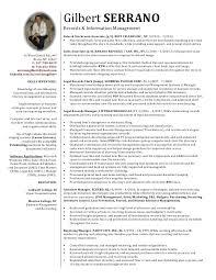 Gilbert SERRANO Records & Information Management .