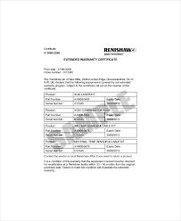 warranty template word warranty template word under fontanacountryinn com