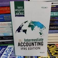 On almost every page, the book addresses every accounting topic from the perspective of ifrs while still highlighting key differences between. Intermediate Accounting Ifrs Edition Third Edition Vol 1 Kieso Shopee Indonesia