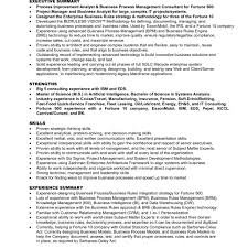 Intelligence Resume Purchasing Consultant Sample Resume Sales