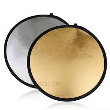 60cm 5 in 1 round photography studio light reflector collapsible disc reflector set 1