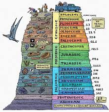 Dinosaur Time Periods Chart 10 Interesting Facts About The Geological Time Scale