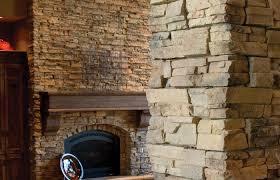 fake stone interior walls textured wall panels decor tips creative paneling ideas faux rock