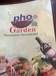 visited pho garden 600 kings highway north cherry hill nj 08034 856 482 7404 for lunch on saay june 1 2019 we didn t bring wine this time