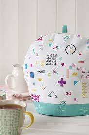 How to make a fabric tea-cosy - free sewing pattern @ Mollie Makes ... & How to make a fabric tea-cosy - free sewing pattern @ Mollie Makes Adamdwight.com