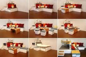 All In One Furniture Set by Matroshka