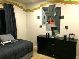 Bedroom Ideas Minecraft Themed Bedroom ...