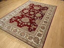 2x8 runner rug. Get Quotations · Luxury Silk Rugs Red Runner Rug For Hallway 2x8 Narrow Cream Reds 2x7 Kitchen S
