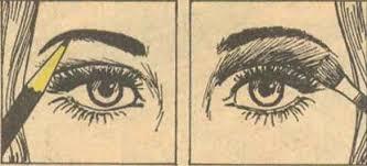 1967 vine makeup guide1