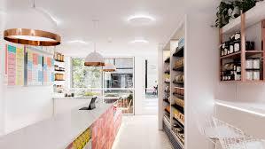 High Mood Food Retail Interior