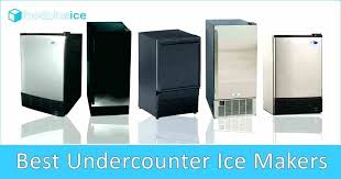 best countertop ice maker awesome under counter ice maker top 5 best ice makers reviewed at