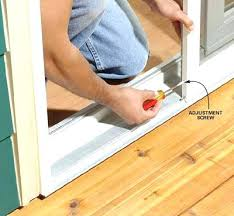 fix screen door sliding screen door repair kit screen door fix repair all about marvelous home