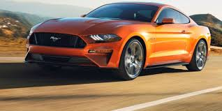Ford says Mustang's acceleration will blow doors off rivals