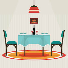 restaurant table clipart. Delighful Table Royalty Free Restaurant Table Clip Art To Clipart N